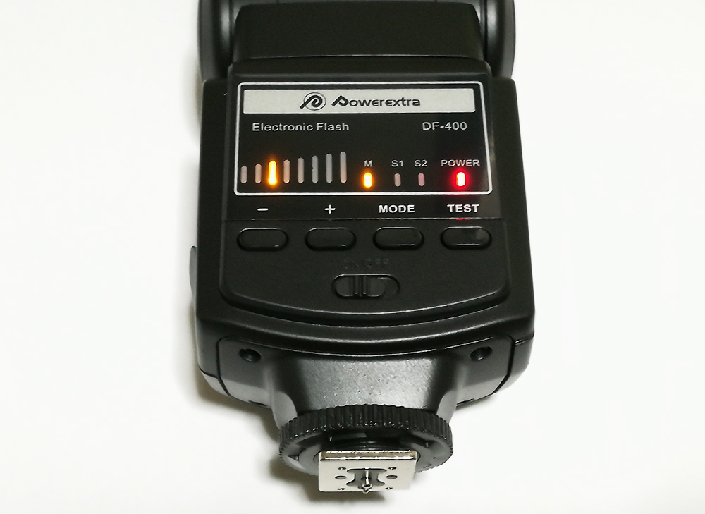Powerextra DF-400の使い方