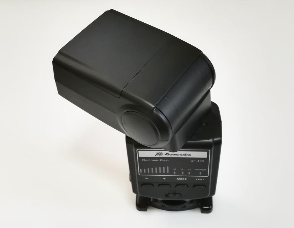 Powerextra DF-400 バウンス撮影