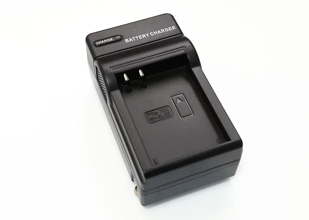 Nikon 「EN-EL23」の互換バッテリー 充電器